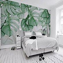 3D Vliesstoff Wallpaper Tropische
