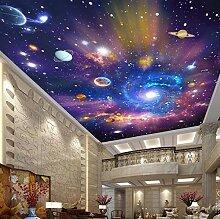3D Vliestapete 3D Fototapete Star Universe Galaxy