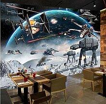 3D-Vliestapete3D Fototapete Cartoon Star Wars