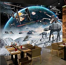 3D-Vliestapete3D Fototapete Cartoon Star Wars