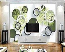 3D Vliestapetetapete Wallpaper Wandaufkleber, Baum