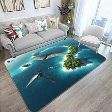 3D Vögel Meer