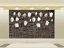 3D Wallpaper Benutzerdefinierte Foto Fresken