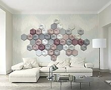 3D Wallpaper - Fliese 3D - Entfernbare Wandbild |