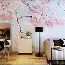 3D Wallpaper Fototapete Kirschblüte Schöne Blume