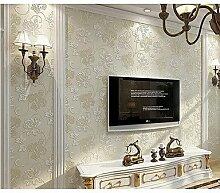 3D Wallpaper für zu Hause Moderne Wand CoveringNon nonwoven Papier erforderlich WallpaperRoom Wallcovering, Kaffee
