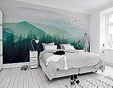 3D Wallpaper Nordic Minimalist Wallpaper IKEA Stil
