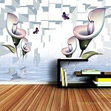 3D Wallpaper Wandbild Design Tapete Selbstklebend