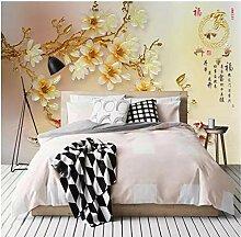 3D Wallpaper Wohnzimmer Schlafzimmer