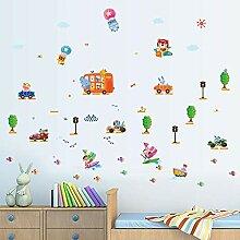 3D Wandaufkleber Wandbild Diy Kinderzimmer Zimmer