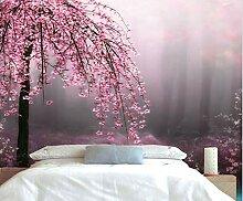 3D Wandbild Für Sofa Hintergrund Bettwäsche