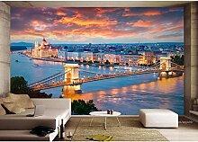 3D Wandbild Tapete Für Schlafzimmer Landschaft
