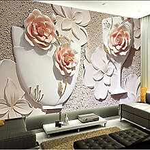3D Wandbild Tapete Für Sofa Hintergrund 3D