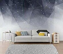 3D Wandbilder Moderne Geometrie Fototapete Moderne