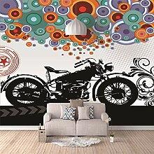3D Wandbilder Motorrad Fototapete Moderne Design