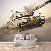 3D Wandbilder Panzer Fototapete Moderne Design