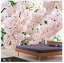 3D Wandbilder Tapete Für Schlafzimmer Blume