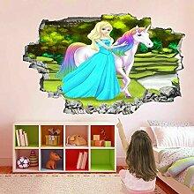 3D Wandkunst Aufkleber Aufkleber für Kinderzimmer