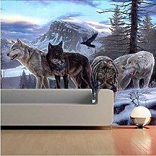3D-Wandtapete für Wohnzimmer, Schlafzimmer, Sofa,