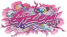 Wandtattoo Graffiti Riesenauswahl Zu Top Preisen Lionshome