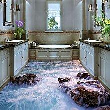 3D Wasserdichte Tapete Für Bad Boden