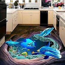 3D Wohnzimmer Fototapete 3D Wasserdichte Tapete