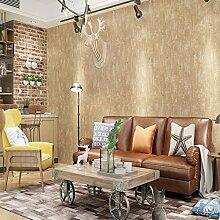3D Wood Grain Vliestapete für Wohnzimmer,