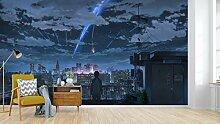 3D Your Name 193 Japan Anime Tapeten Drucken Spiel