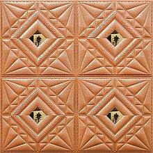 3D Ziegel Tapete, DIY Wand-Aufkleber