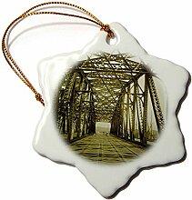 3dRose 145th, Harlem Bridge, New York City