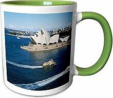 3dRose Australien, Sydney, berühmtes Opernhaus,
