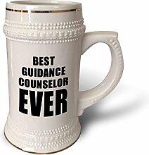 """3dRose Becher mit Aufschrift """"Best Guide"""