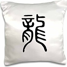 3dRose Bild of Ancient Chinese Character für Wort