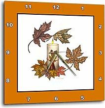 3dRose DPP 11638_ 2Autumn Leaves und eine
