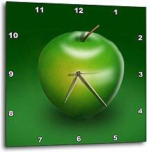 3dRose DPP 26779_ 3leckere grün Apple Digital