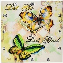 3dRose DPP 55923_ 2Let Go Let God Digital