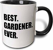 3dRose Ever-Fun Geschenk für AVID Garten-Fans-Two