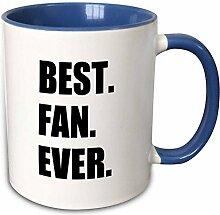 3dRose Ever-Funny Geschenk für Super Fans