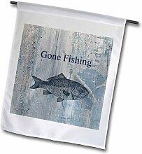 3drose FL _ 123416_ 1Gone Fishing White Wash