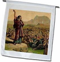 3dRose FL_174682_1 Bild von Moses mit seinem Volk