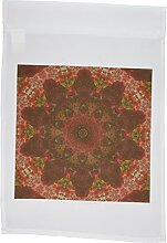3dRose FL 39441_ 1Herbst Eiche Blätter Abstraktes Kaleidoskop Muster Garten Flagge, 12von 18