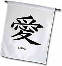 3drose FL _ 52371_ 1Japanische Zeichen für
