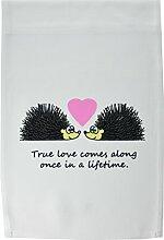 3dRose FL 6307_ 1True Love Kommt einmal in Ein