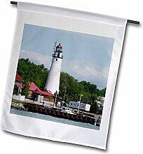 3dRose Fort Gratiot Leuchtturm, Michigan,