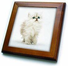 3dRose Gemälde für Katzenliebhaber, persisches
