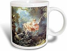 3dRose Jean-Honore Fragonard Berühmte Gemälde
