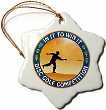 3dRose LLC Disc Golf Competition in It to Win It