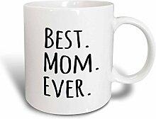 3dRose Mom Ever-Gifts für Parents-Good für