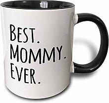 3dRose Mommy Ever-Gifts für Stars Nicknames-Good