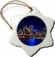 3dRose ORN 75409_ 1Australien, Sydney, Oper